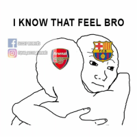 I have to say, great 2 days for football memes 😂😂: I KNOW THAT FEEL BRO  soccer moments  Arsenal I have to say, great 2 days for football memes 😂😂