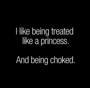 10 Funny Sex Memes About The Joys Of Rough Sex | YourTango: I like being treated  like a princess.  And being choked. 10 Funny Sex Memes About The Joys Of Rough Sex | YourTango