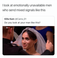 Emotionally Unavailable Men