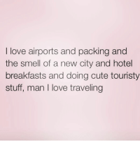 What are your favorite things about travelling? : @emmafogarty64 #Jamberry #travelquotes #travelling #vacationquotes: I love airports and packing and  the smell of a new city and hotel  breakfasts and doing cute touristy  stuff, man I love traveling What are your favorite things about travelling? : @emmafogarty64 #Jamberry #travelquotes #travelling #vacationquotes