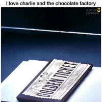 😂: I love charlie and the chocolate factory  IG TURF  COMED 😂