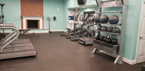 I love coming to the gym after the first week of January. It's always a ghost town, and I can workout in peace!: I love coming to the gym after the first week of January. It's always a ghost town, and I can workout in peace!