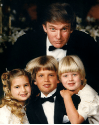 Family, Love, and Memes: I love how much our President loves and values his family. 🇺🇸 Trumplicans PresidentTrump MAGA TrumpTrain AmericaFirst
