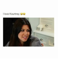 Girl Memes, Tweet, and Kourtney: I love Kourtney Kourtney is so monotone lol - follow @bitchy.tweets if you're watching 👆🏽😄