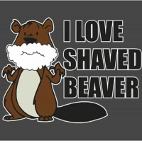 Shave cock ball play beaver