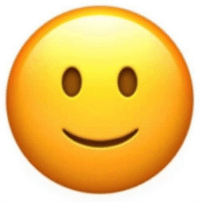 Emoji, Funny, and Love: I love this emoji. Is it happy? Is it  lowkey pissed? Is it planning to kill  you? Is it tired of ur shit? u never know https://t.co/rm6wO9jfLM