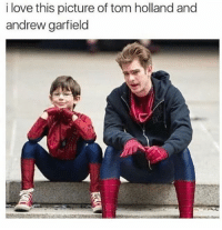 Ass, Hello, and Lazy: i love this picture of tom holland and  andrew garfield (BTW DUH ITS NOT TOM HOLLAND ITS A JOKE) hey everyone, this is spider-MAN speaking. I'm taking over Maya's account for a day or two cuz she's a lazy ass bishhh, jk she's on vacation or something and she's also awesome but you'll have to try loving me until she gets back, ok ok ⠀⠀⠀⠀⠀⠀⠀⠀⠀⠀⠀⠀⠀⠀⠀⠀⠀⠀⠀⠀⠀⠀⠀⠀⠀⠀⠀⠀ This is actually Jo btw (romanogersotp), hello👋🏼 - repost @comic.book.memes