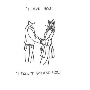 "https://iglovequotes.net/: ""I LOVE YOu""  1DON'T BELIEVE YOU"" https://iglovequotes.net/"