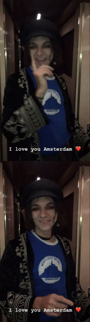 Love, I Love You, and Amsterdam: I love you Amsterdarm   UIT  MAND  I you Amsterdam