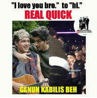 "I Love You, Filipino (Language), and Ann: ""I love you bro."" to ""hi.""  REAL QUICK  DTAGALOG MEMEs  Sverglow  anne  NUNUKABILIS BEH ARAY KO BHE. 😭💔😖  -1DIANA XX"