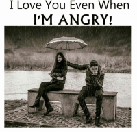 Memes, I Love You, and Angry: I Love You Even When  I'M ANGRY!