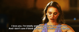 https://iglovequotes.net/: I love you. I'm totally and completely in love with you.  And I don't care if think its too late, m telling you anyway. https://iglovequotes.net/