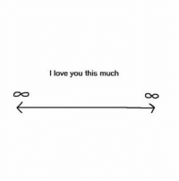Love, Memes, and I Love You: I love you this much