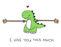 Love, I Love You, and You: I LOVE YOU THİS MUCH