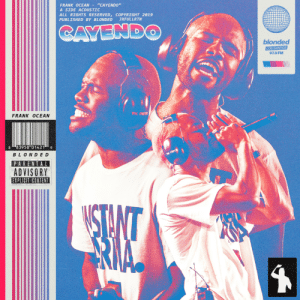 I made a cover art for Cayendo by Frank Ocean: I made a cover art for Cayendo by Frank Ocean
