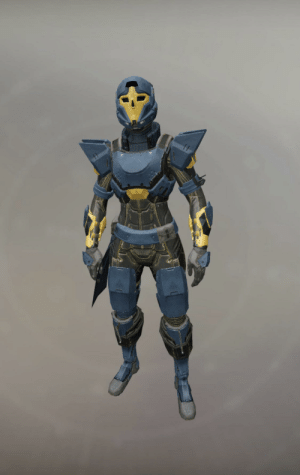 Destiny, Ikea, and Thought: I made an IKEA titan in destiny 2 (I know pewds doesn't play destiny but I thought this belongs here)