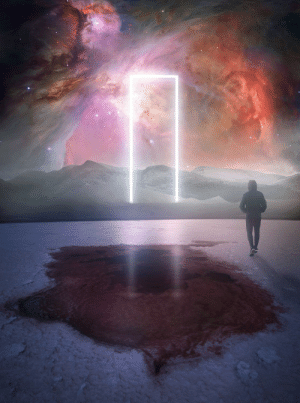 Photoshop, Proud, and Comments: I made this surreal composite in photoshop and I'm really proud of it [Backstory in comments]