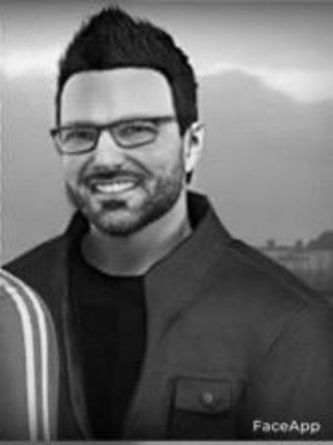 I messed around with Claude's GTA Online parent render with Face App. He looks like a different person.: I messed around with Claude's GTA Online parent render with Face App. He looks like a different person.