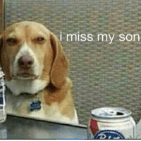 My Son: I miss my son