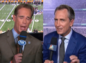 I miss sports so badly that I would watch the Jets play the Jaguars with these two announcing right now https://t.co/tQlYY367db: I miss sports so badly that I would watch the Jets play the Jaguars with these two announcing right now https://t.co/tQlYY367db