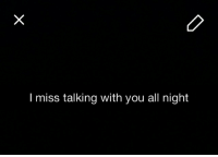 Tumblr, Blog, and Http: I miss talking with you all night paletages:  Pale Blog