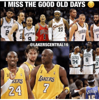 """Basketball, Los Angeles Lakers, and Memes: I MISS THE GOOD OLD DAYS  SPUR  @LAKERSCENTRAL16  CELTICS  CELTICS  34  RS the league used to be much more evenly stacked up before """"superteams""""☹️ ___________________________________________________ Lakers Lalakers TeamLakers DAngeloRussell JordanClarkson JuliusRandle BrandonIngram TheFuture LakersNews LakersGame Kobe KobeBryant BlackMamba Mamba Basketball NBA Laker4Life LakersAllDay michaeljordan GOAT LakerNation GoLakers @1ngram4 @jordanclarksons @dloading @juliusrandle30 @ivicazubac @larrydn7 @kobebryant @mettaworldpeace37"""