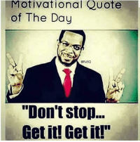 """Goooood Morning! Happy Monday🤗 Let's get it! Make sure you use that link in my bio to grab your free Facebook & IG ads Cheat Sheet. _👑_ _👑_ _👑_: I Motivational Quote  of The Day  @RJ5Q  """"Don't stop...  Get it! Get it!"""" Goooood Morning! Happy Monday🤗 Let's get it! Make sure you use that link in my bio to grab your free Facebook & IG ads Cheat Sheet. _👑_ _👑_ _👑_"""
