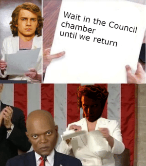 I must say you're here sooner than expected: I must say you're here sooner than expected