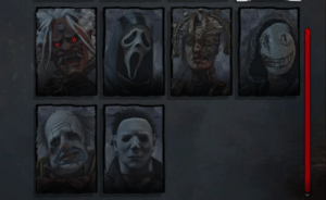 I need an advice. These are the killers I miss and I want to buy one. I'm undecided between Ghost Face to get thrilling tremors and the Plague to get corrupt intervention and infectious fright. Any suggestions? (Read my comment⬇️): I need an advice. These are the killers I miss and I want to buy one. I'm undecided between Ghost Face to get thrilling tremors and the Plague to get corrupt intervention and infectious fright. Any suggestions? (Read my comment⬇️)