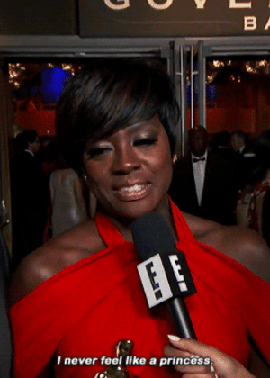 htgawmsource: What was it like when you heard your name and you made your way up to that stage, inside?: I never feel like a princess htgawmsource: What was it like when you heard your name and you made your way up to that stage, inside?