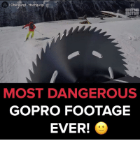 Memes, GoPro, and 🤖: I Obergurgl -Hochgurgl  FACTS!!  MOST DANGEROUS  GOPRO FOOTAGE  EVER!  O Let's go for a ride. :o #diplyu