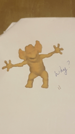 I put Freddy Freaker on my essay as a joke, I forgot to delete the picture and only realized until after I got it back from grading.: I put Freddy Freaker on my essay as a joke, I forgot to delete the picture and only realized until after I got it back from grading.
