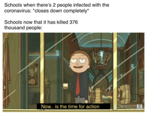 I really like this template I made. It has lots of diversity in use, and it's from Rick and morty, which means people will probably recognize the scene more. Plus, it's evil morty. What's more to say? Invest! via /r/MemeEconomy https://ift.tt/3gU9vNK: I really like this template I made. It has lots of diversity in use, and it's from Rick and morty, which means people will probably recognize the scene more. Plus, it's evil morty. What's more to say? Invest! via /r/MemeEconomy https://ift.tt/3gU9vNK