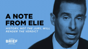 """""""I see 4 reasons — 2 potential legal stumbling blocks and 2 intractable political ones — why Trump will never end up on the wrong side of the """"v."""" in the indictment header"""" read @ElieHonig's latest (https://t.co/06I97pwT3t) and get the Brief in your inbox: https://t.co/499GaimLzU https://t.co/hAG5KyausU: """"I see 4 reasons — 2 potential legal stumbling blocks and 2 intractable political ones — why Trump will never end up on the wrong side of the """"v."""" in the indictment header"""" read @ElieHonig's latest (https://t.co/06I97pwT3t) and get the Brief in your inbox: https://t.co/499GaimLzU https://t.co/hAG5KyausU"""