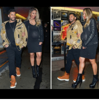Russell Wilson was squiring his wife Ciara around town Friday night, and it's lookin' like a baby is imminent. ciara russellwilson baby tmzsports tmz: I  see!  mo w Russell Wilson was squiring his wife Ciara around town Friday night, and it's lookin' like a baby is imminent. ciara russellwilson baby tmzsports tmz