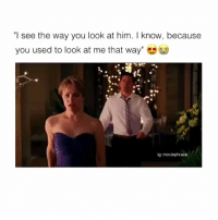 """Memes, The Vow, and 🤖: """"I see the way you look at him. I know, because  you used to look at me that way  g: moviephrase This is from The Vow. ❤️ https://t.co/2hIIkiIreI"""