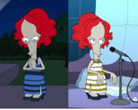 American Dad, Memes, and 🤖: I see what you did there American Dad... TheDress