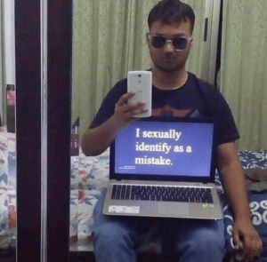 Me fuckin too by gingeob MORE MEMES: I sexually  identify as a  mistake Me fuckin too by gingeob MORE MEMES
