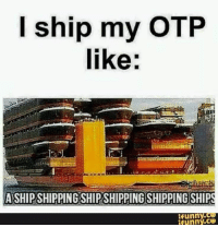 Funny, Google, and Google Search: I ship my OTP  like:  A SHIP SHIPPING SHIP SHIPPING SHIPPING SHIPS  funny.  ifunny.ce samifer fanart - Google Search