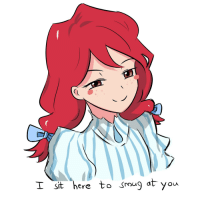 Smug/Savage Wendy's memes are on the rise!!!! Buy before they go mainstream and lose their value!: I sit here to s at you Smug/Savage Wendy's memes are on the rise!!!! Buy before they go mainstream and lose their value!