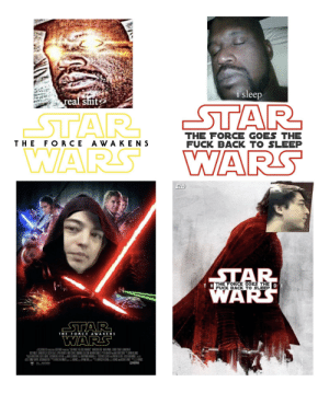 Doesn't even INCLUDE ros: i sleep  real shitO  STAR  STAR  THE FORCE GOES THE  FUCK BACK TO SLEEP  THE FO RCE AWAKENS  WARS  WARS  WARS  STAR  WARS  THE FORCE GOES THE  T H  FUCK BACK TO SLEEP  STAR  WARS  THE FORCE AWAKENS  ట Doesn't even INCLUDE ros