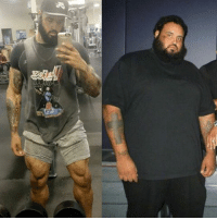 Beard, Memes, and Pressure: I started my journey a little over two years ago. Day 1 was the picture on the left. I didn't know nothing about fitness, I had no direction, or even a clue on how much weight I need to lose. All I knew was something had to change. being 600lbs, pre diabetic, high blood pressure I was close to death and fed up. As long back as I can remember I was always over weight even as a child I remember other kids calling me fat pat or fatty patty. I learned to embrace my size by playing football and later in life doing personal security for Numerous celebrities. To be honest that made things worst, i made myself believe being the big guy was fine that I was being paid for being big. Reality was that I was in denial. I covered up my weight with success. That was never good enough tho no matter where I went or who was around 9 out of 10 I was always the biggest person in the room not just big but obese the big 6'8 600 pound bearded man, life was hard. No girl wanted to talk to me, strangers stared, people alway made assumptions about who I was and how much I weighed, people talked they pointed they said hurtful things, I couldn't find clothes to fit, I couldn't tie my shoe I couldn't even fit in most cars. Fact is I broke lots of my friends cars seats and shocks. None of that mattered tho and I didn't even really notice how bad life was until I lost the weight. people just treat you differently when your fit. I didn't make the change for the people that judged me or made fun of me or even the ones that wouldn't even talk to me I did it for me I did it for my loved ones I did it so I can live another day. My journey is just getting started this is just the beginning I have so much more in store watch me work watch me become one of the greats. Watch me motivate the world watch me make a difference. @possiblepat __________________________ For Shoutouts-Free Fitness Program-Fat Burner details Click on the link in our profile @HowToTransform .