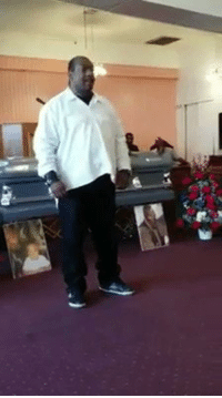 Haunting, Hood, and Funeral: I swear if my niggas don't do this at my funeral I'm haunting everybody https://t.co/jaSNVbX1YL