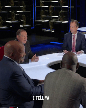 This exchange between Bill Belichick and @EmmittSmith22 is awesome.  📺: #NFL100 All-Time Team on @nflnetwork https://t.co/P8ZKZbrwRV: I TELL YA This exchange between Bill Belichick and @EmmittSmith22 is awesome.  📺: #NFL100 All-Time Team on @nflnetwork https://t.co/P8ZKZbrwRV