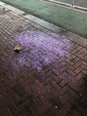 I think a gay person got snapped by Thanos here: I think a gay person got snapped by Thanos here