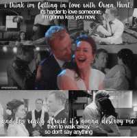 i think im falling in love with Owen Hunt,  harder to love someone  m gonna kiss you now.  simply omelia  it's go  then to wak away.  so dont say anything — wow, ok 4,019 people follow me. 4,019 people pressed the follow button. I am so incredibly blessed to have you all, and I'm so thankful with how much this account has grown over the last two years. 👌🏻 December 9, 2014 I created this account, starting out with edits from google images 😂 with 0 followers. Two years later, and one 23 week hiatus later, i now have 4,019 followers. Wow. Just wow. ❤ - Here is a celebratory Omelia edit full of their happiest quotes, and moments 😊😍❤ - thank you so much, everyone of you for following me. I love you all 😘🌸💫 - greysanatomy riotforomelia2k17 protectamelia2k17 owenhunt ameliashepherd omelia