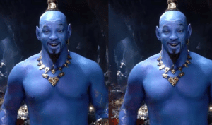 Will Smith, Helps, and Will: I think it helps a little bit to remove Will Smiths nipples