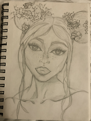 I think my second attempt at a human face went a bit better: I think my second attempt at a human face went a bit better