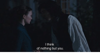 its almost wednesday which means its almost friday [Movie: Madame Bovary]: I think  of nothing but you. its almost wednesday which means its almost friday [Movie: Madame Bovary]