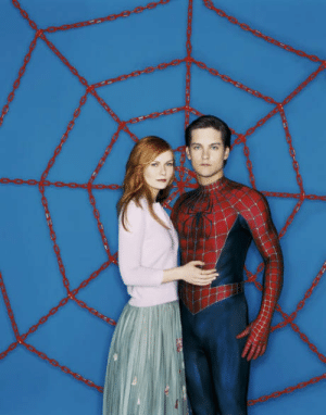 Movies, Spider, and SpiderMan: I think Tobey trilogy was the best of all Spider-Mans movies, whos with me?